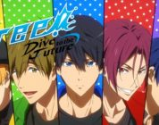 Rivelato trailer e visual per la raccolta di film di Free!