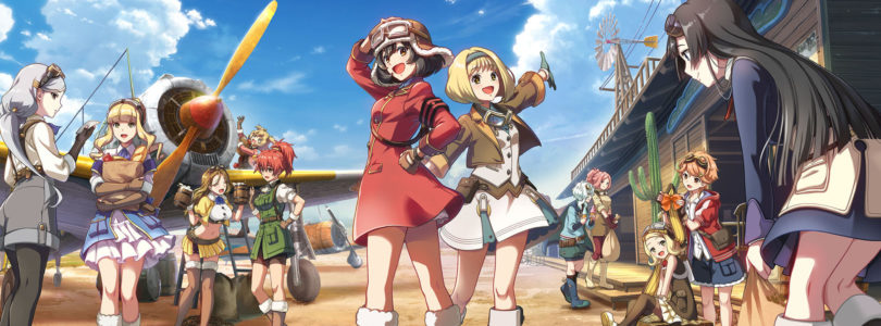 Il manga The Magnificent Kotobuki arriva su Shonen Jump+
