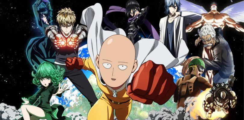Annunciati gli OVA per One Punch Man