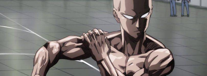 Allenamento One-Punch Man