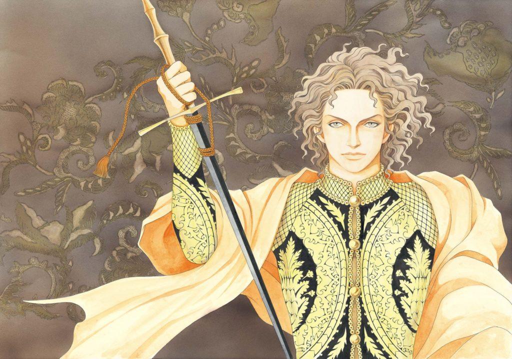 Manga Cesare