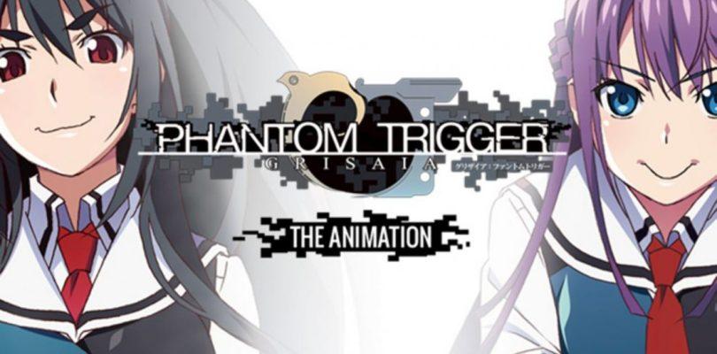 Sequel per l'anime Grisaia phantom trigger