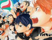 Spinoff manga Haikyu!!