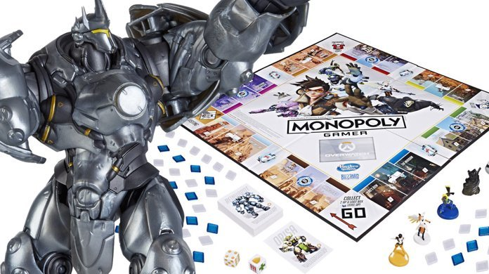 Monopoly Overwatch