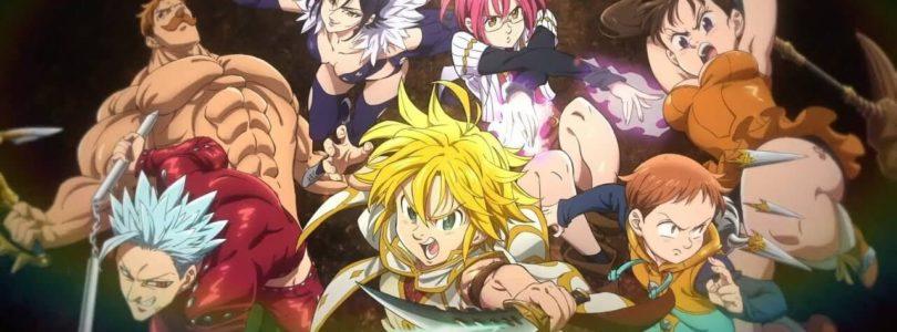 The Seven deadly Sins ritorna con un nuovo staff