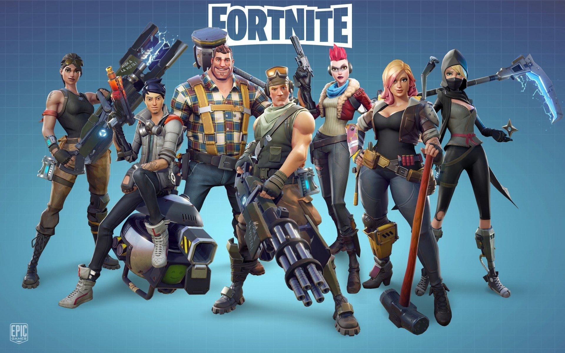 Squadre Fortnite