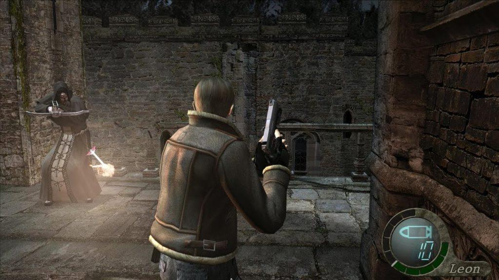 Resident Evil 1/4/0