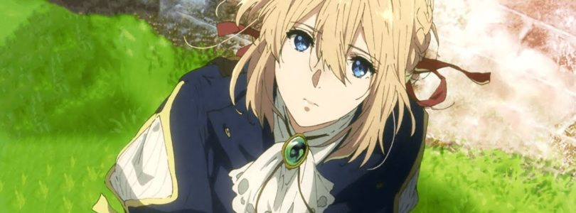 Violet Evergarden side story e trailer del film