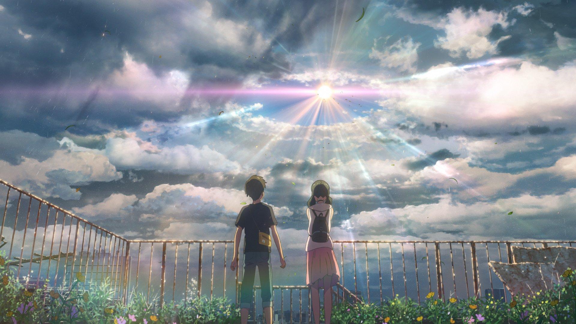 Makoto Shinkai Filme
