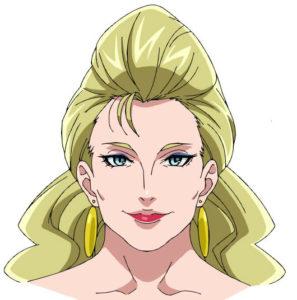 Yamato, madre di Alex