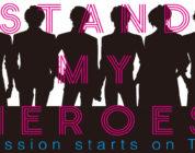 Primo video promo e visual per Stand My Heroes