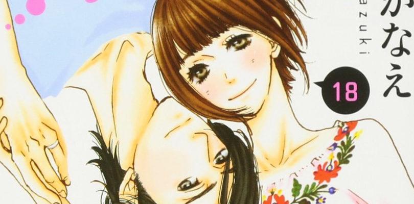 manga Gokigenyō, Koharu-san