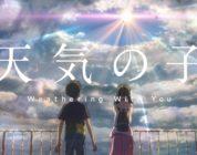 Tenki no Ko annunciata la novel