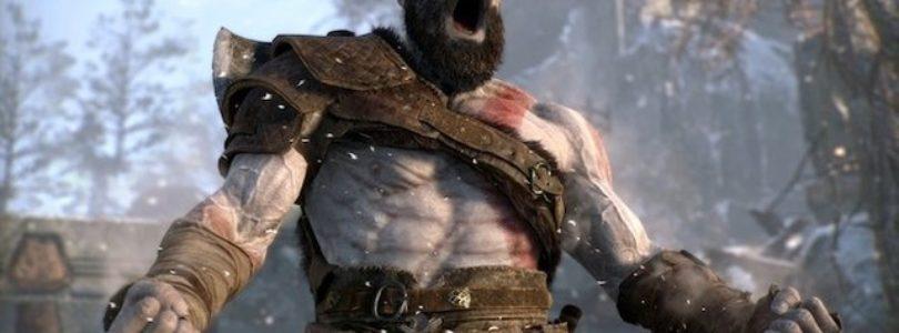 God of War Raising Kratos