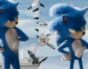 cambiamento per il design di Sonic