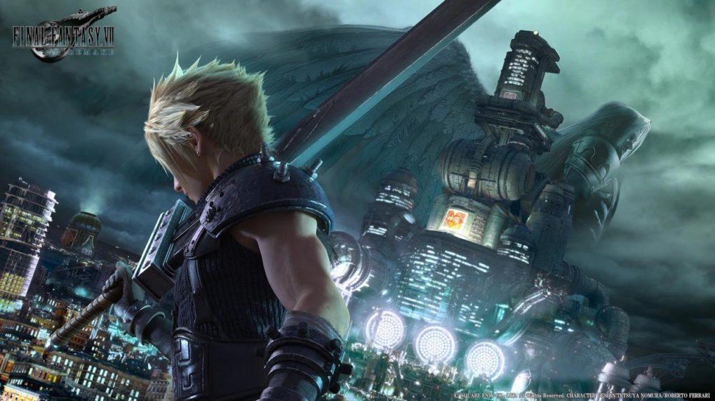 Pre-ordine Final Fantasy VII Remake edizione standard