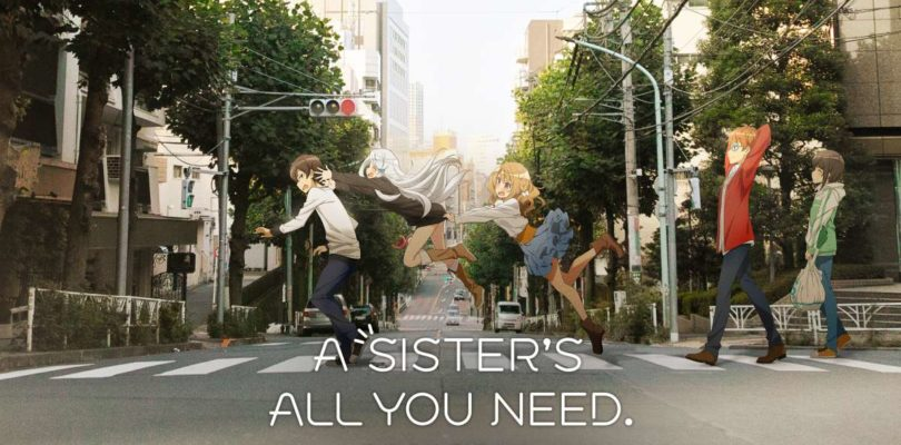 Giunge al termine il manga A sister's all you need