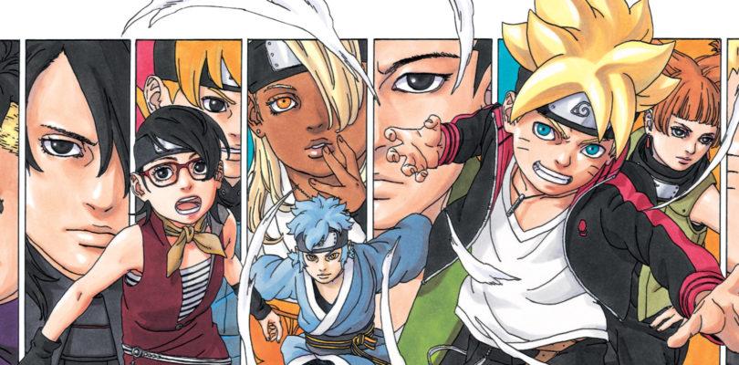 Cambio di magazine per il manga Boruto