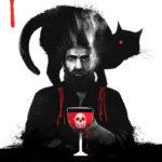 the black cat copertina