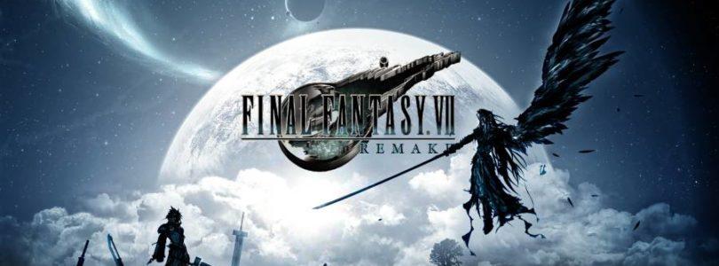 FF VII REMAKE VOCI