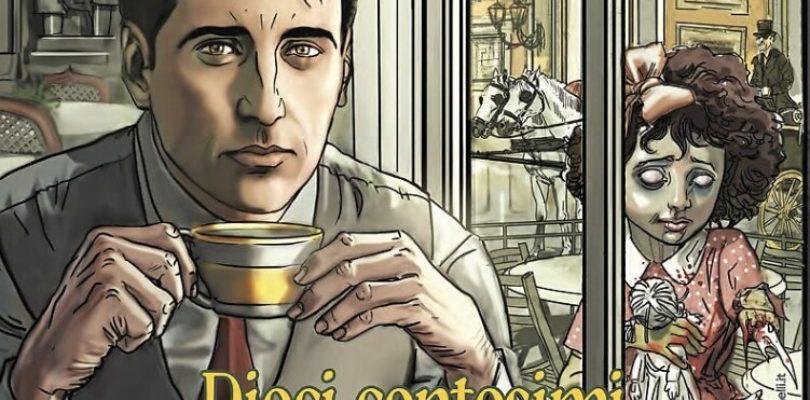 Il Commissario Ricciardi. Dieci centesimi e altre storie – Dal 4 luglio in fumetteria