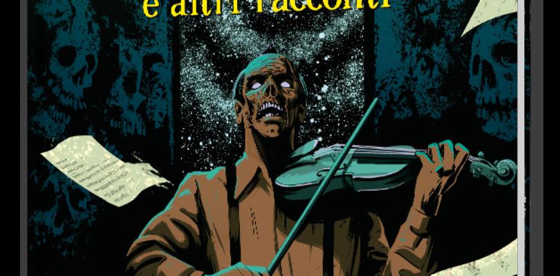 Edizioni NPE – In libreria la versione illustrata de La musica di Erich Zann ed altri racconti