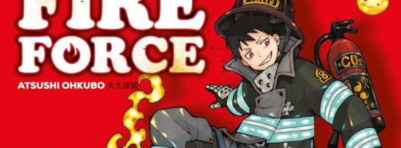 Fire Force x Soul eater crossover