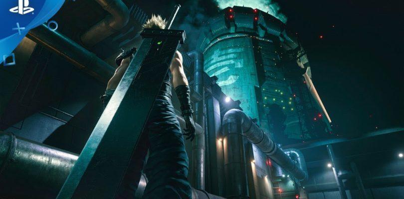 FF VII Remake PS5