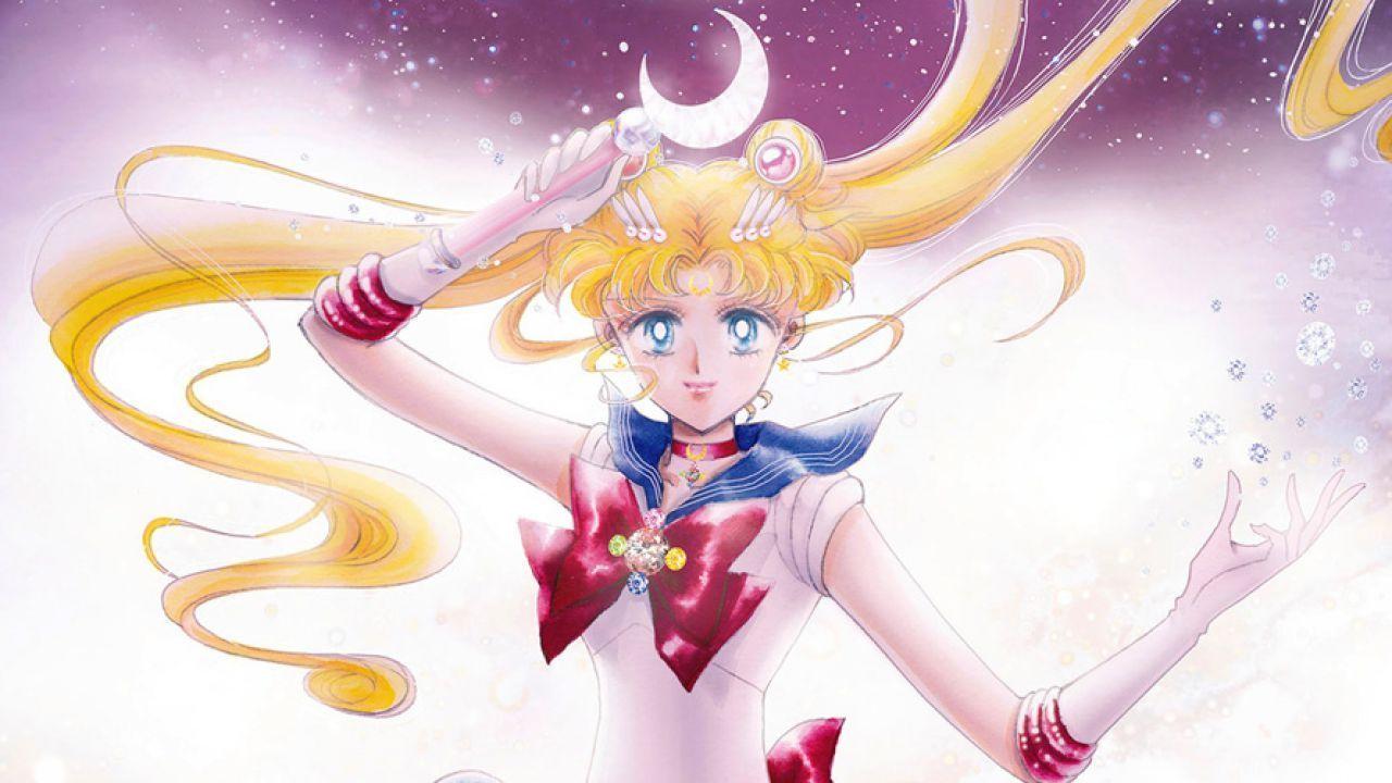 Sailor Moon Eternal rilasciato video