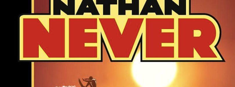 Nathan Never. L'ultima onda – Dal 29 agosto in libreria