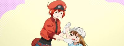 Cells at Work episodio 11.5 sulla Pocari Sweat