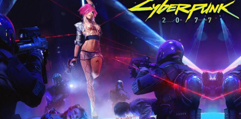 Armi cyberpunk 2077