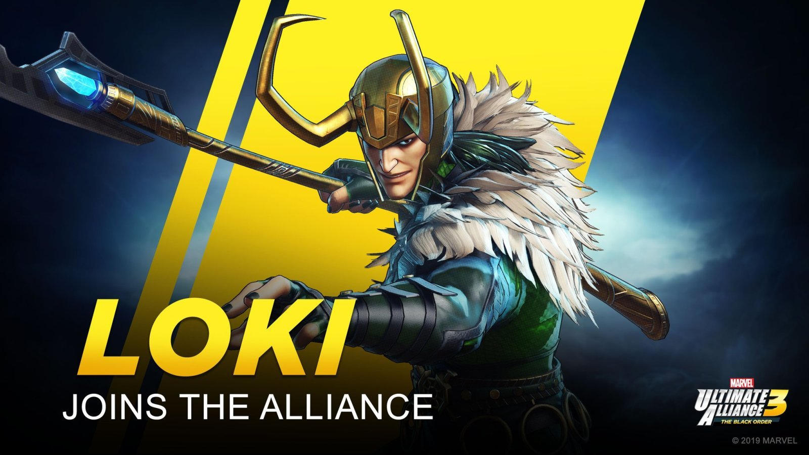 Marvel Ultimate Alliance 3: The Black Order Loki