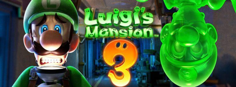 data Luigi Mansion 3
