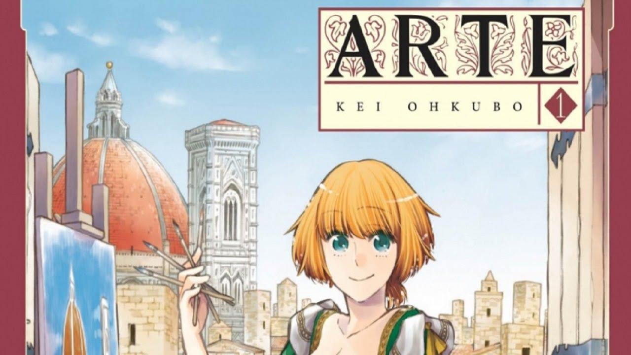 Anime per il manga Arte