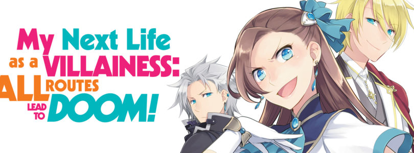 My Next Life as a Villainess: All Routes Lead to Doom! Anime