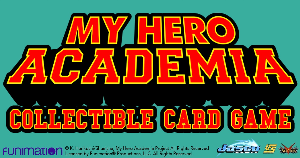 carte collezionabili My Hero Academia