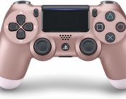 Controller oro Rosa Playstation 4