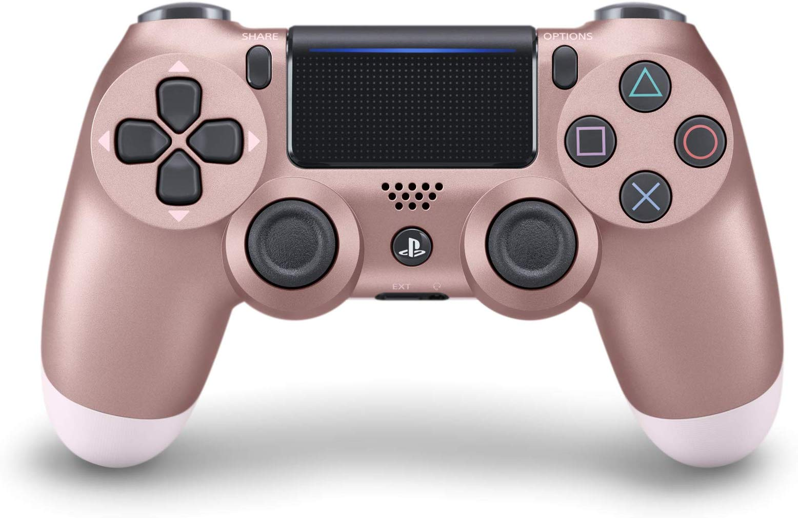 Controller oro Rosa Playstation 4