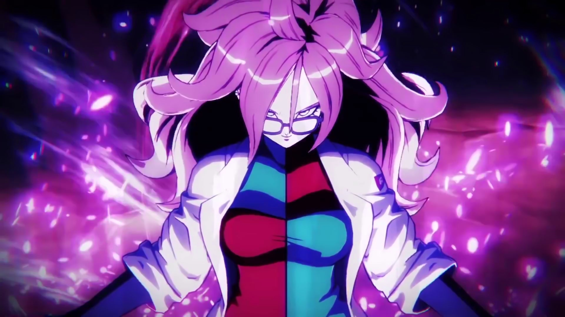 Android 21 cosplay