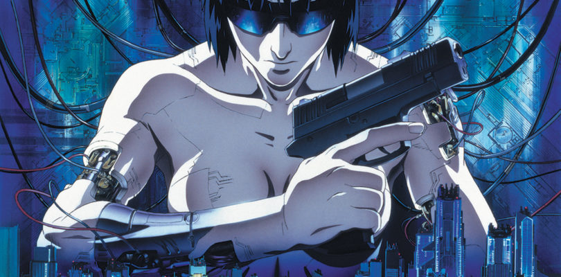 Nuovo manga per Ghost in the shell