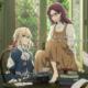 Trailer per violet evergarden gaiden