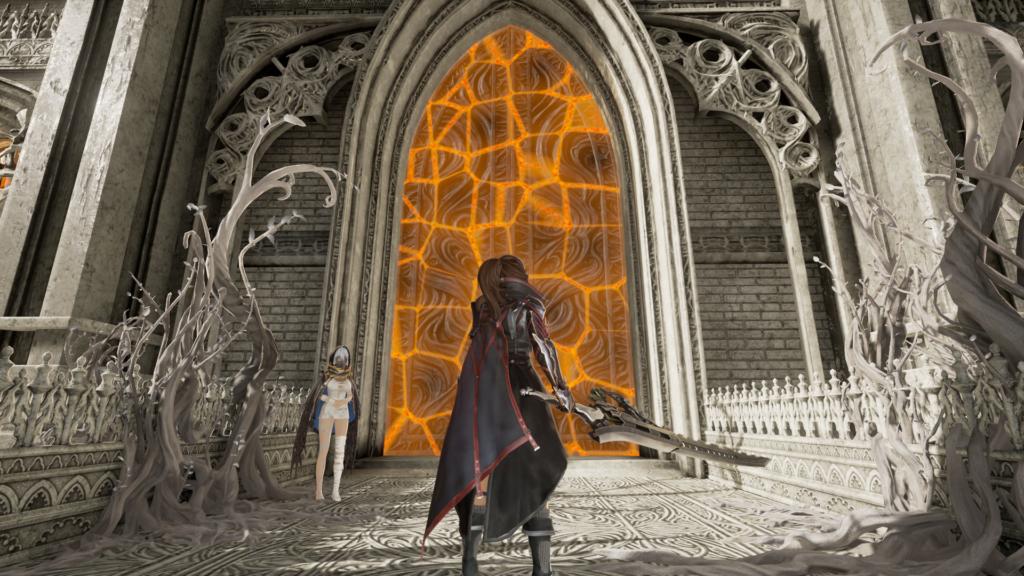 Code Vein gameplay