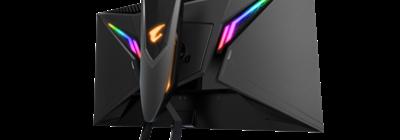 GIGABYTE lancia il monitor per gaming tattico AORUS FI27Q