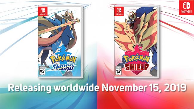 pokemon spada e scudo data di uscita