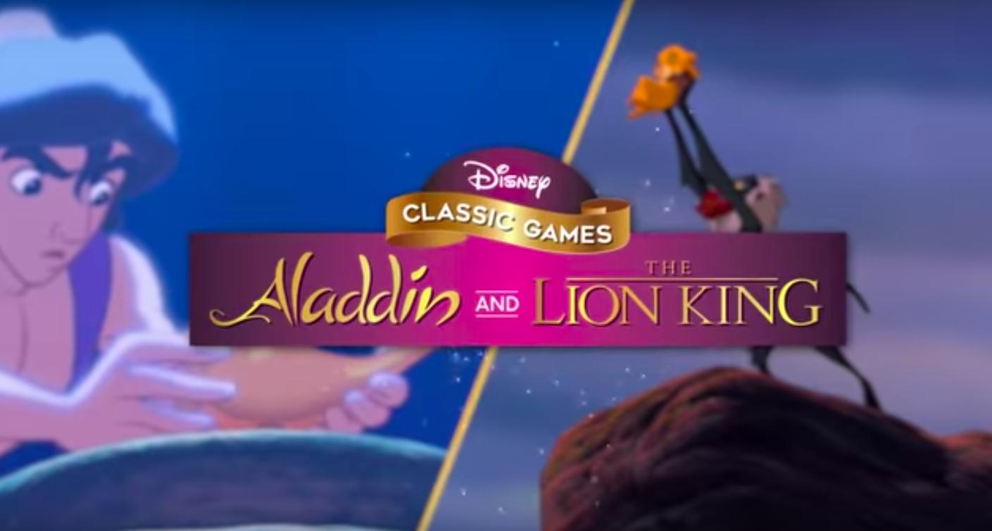 Aladdin remaster