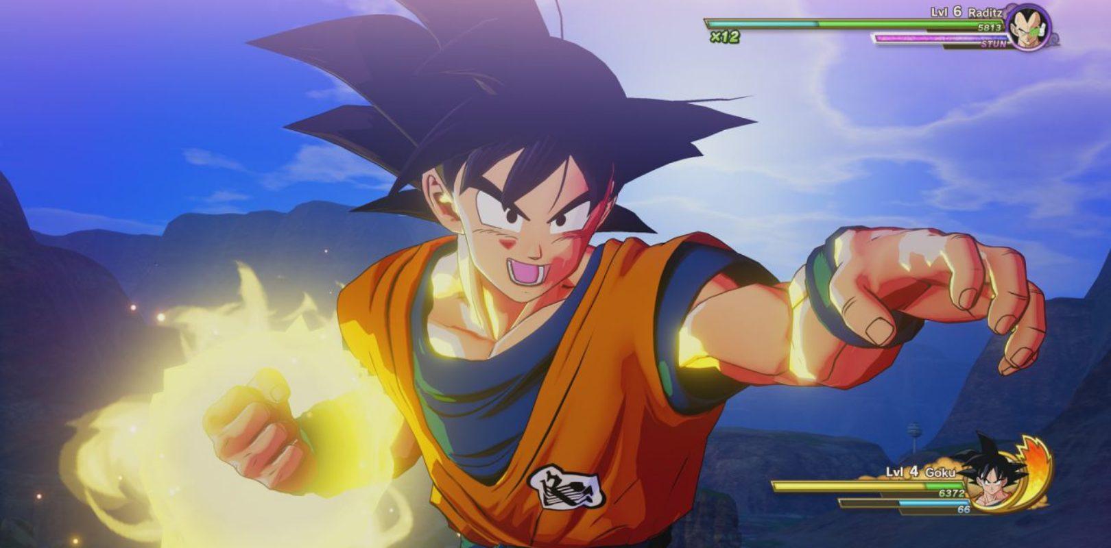 Resultados de imagen para Dragon Ball Z kakarot