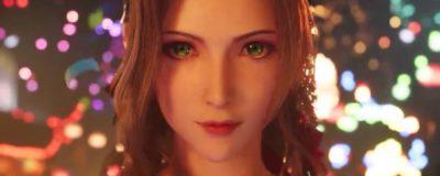 Aeritch Final fantasy VII remake