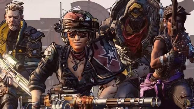 cacciatori borderlands 3