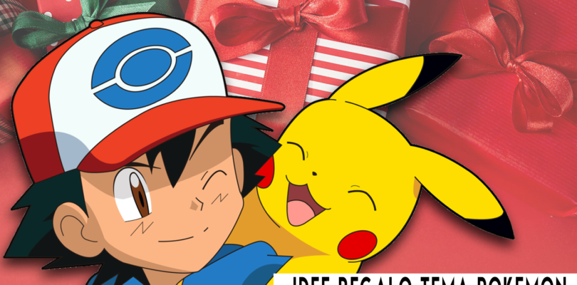 Idee regalo a tema Pokemon